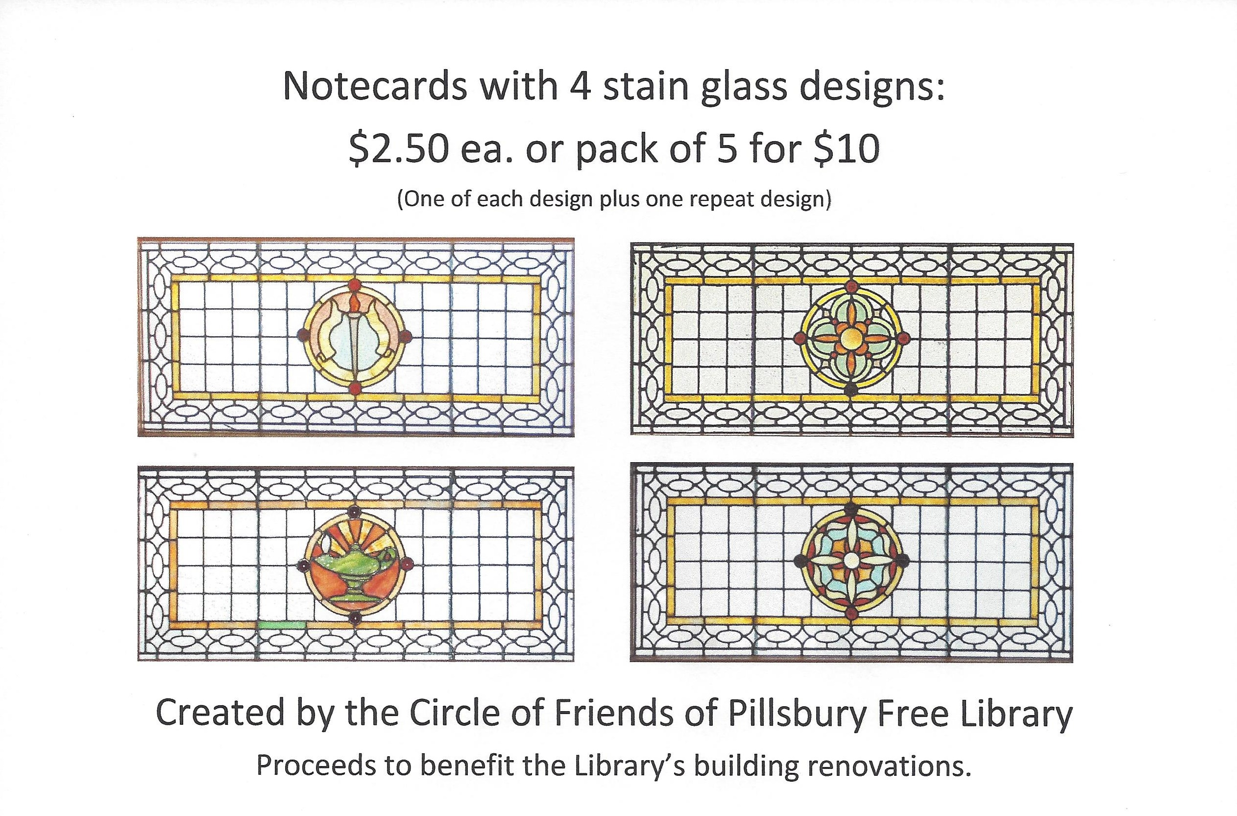 Circle of Friends | Pillsbury Free Library
